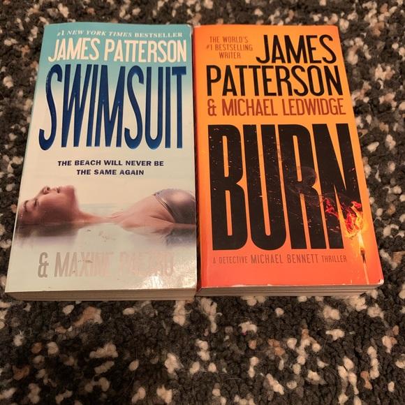James Patterson Bundle 🦋